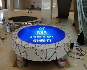 桂林天之泰大厦H3圆形屏