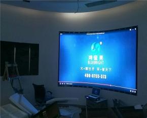 中广核科技馆H1.56高清屏/H2室内全彩屏