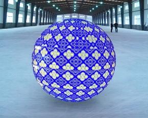 浙江LED球形屏