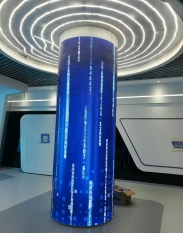 LED圆柱屏