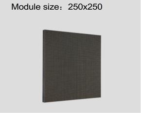 H3.125全彩屏 橱窗屏